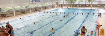 Remise à neuf de la piscine
